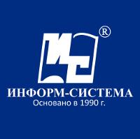 Логотип ООО «НПО «ИНФОРМ-СИСТЕМА»